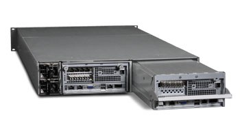 iSAN 3000, Dual Controller, scalable up to 480 TB